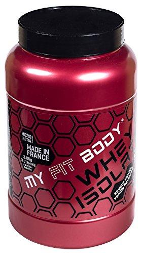 My Fit Body - Whey Isolate Gamma Pro - Proteina di Siero - Migliora i Risultati - Prodotti de Proteina - Integratori Sportivi - Gusto Vaniglia - 907 g