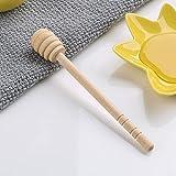 Runy - Cuchara de Miel con Mango Largo (1 Unidad)