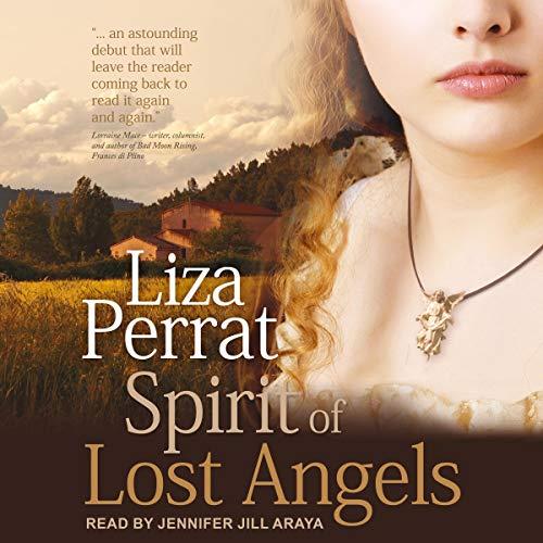 Spirit of Lost Angels audiobook cover art