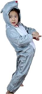 Kids Animal Costumes Pajamas Fancy Dress Outfit