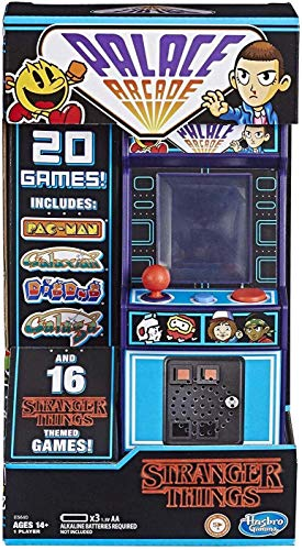 Hasbro Gaming Stranger Things Palace Arcade...