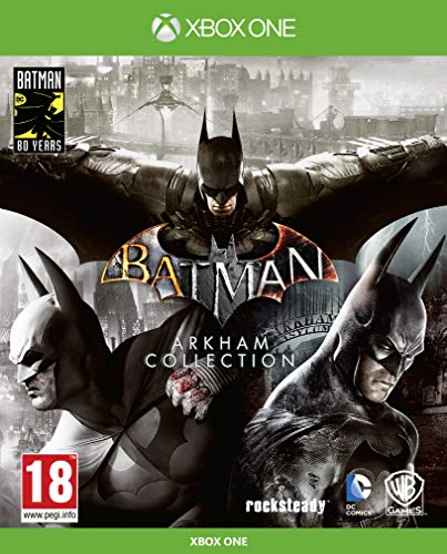 Batman Arkham Collection Steelbook Edition - Xbox One [Importación inglesa]