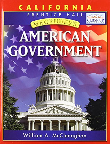 Magruder's American Government: California Edition
