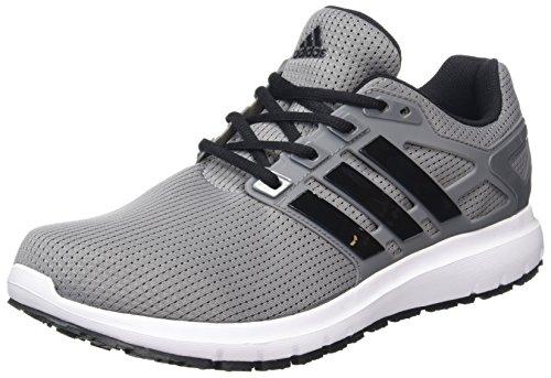 adidas Energy Cloud WTC, Zapatillas de Running Hombre, Gris (Grey Three/Core Black/Grey Four), 43 1/3 EU