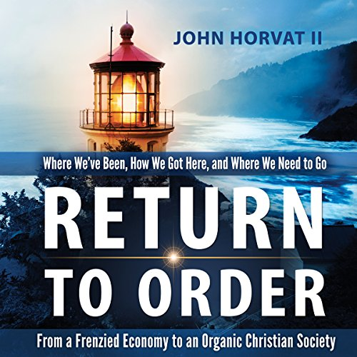Return to Order audiobook cover art