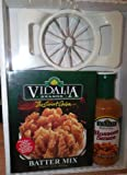 Vidalia Onion Bloom Cutter ~ Batter Mix ~ Blossom Sauce Kit