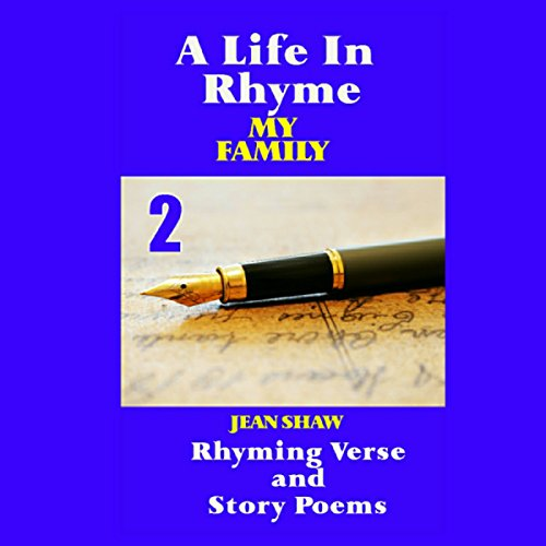A Life in Rhyme - My Family audiobook cover art