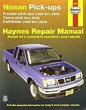 Nissan Pick-ups: Frontier pick-ups (1998 thru 2004), Xterra (2000 thru 2004), Pathfinder (1996 thru 2004) (Haynes Repair Manuals) by Freund, Ken (2007) Paperback