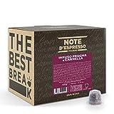 Note D'Espresso Infuso Prugna e Cannella Capsule Compatibili Soltanto con le Macchine per Caffè a Capsule Nespresso