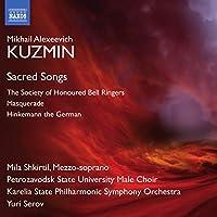Kuzmin: Three Sacred Songs