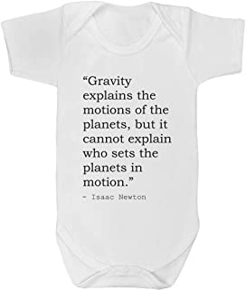 18-24 Month 'Gravity Explains The motions of The Planets, but it Cannot Explain who Sets The Planets in Motion.' Quote by ...