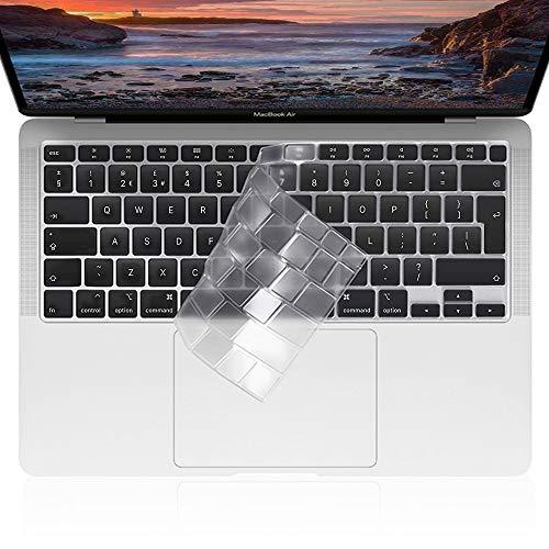 ProElife Funda de teclado para MacBook Air de 13 pulgadas 2020 con...