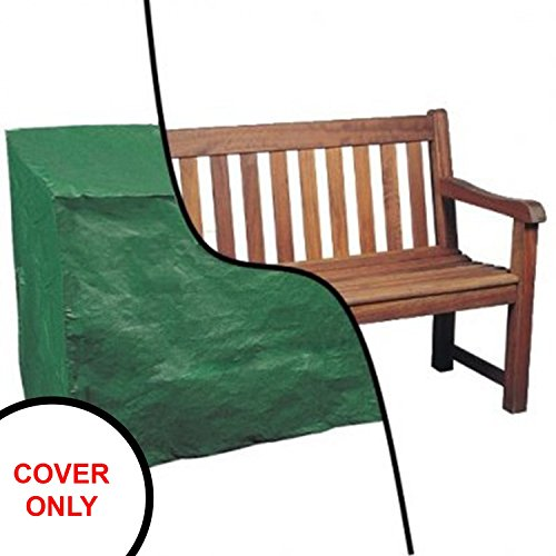 Oypla Waterproof 6ft 1.8m Garden Furniture 4 Seater Bench Seat Cover