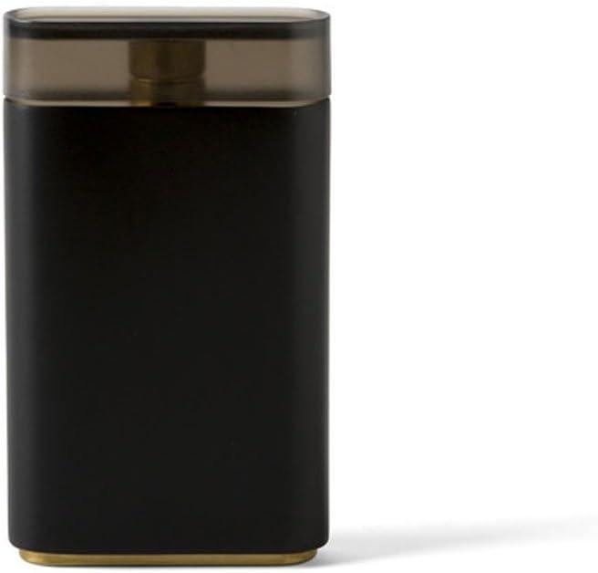 RBT Stainless Steel Drinking Flask Black Regular discount Nashville-Davidson Mall B4-06717