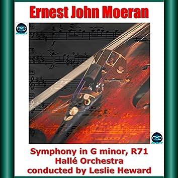 Moeran: Symphony in G minor, R71