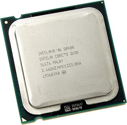 Intel Core 2 Quad Q8400 SLGT6 2.66GHz 4MB CPU Processor LGA775 (Renewed)