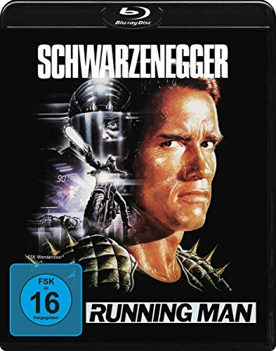 Running Man - Uncut [Blu-ray]