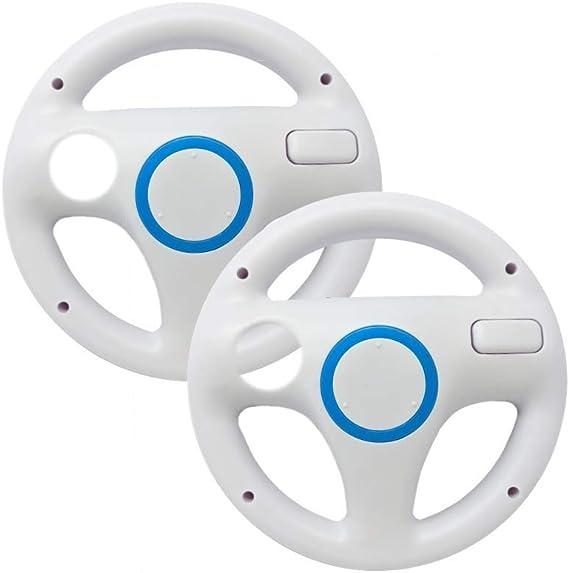 Wii U steering wheel 2 pack