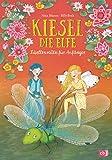Kiesel, die Elfe - Libellenreiten für Anfänger: Mit Glitzer-Cover (Die Kiesel die Elfe-Reihe, Band 2)