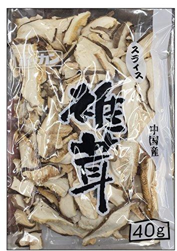 中国産 スライス椎茸 40g