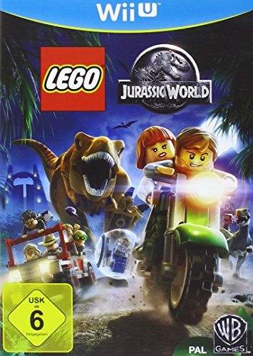 lego city wiiu LEGO Jurassic World - Wii U - [Edizione: Germania]