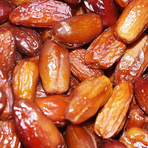 13,89€ (13,89€ pro 1kg) 1000g Bio Datteln Deglet Nour ohne Stein   1 kg   entkernt   OHNE ZUSÄTZE   fruchtiger, honigsüßer aromatischer Geschmack   plastikfrei verpackt   STAYUNG - DE-ÖKO-070