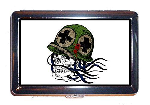 Der schädel zigarettenschachtel Soldaten Krieg Helm militärischen antiquitäten Tod (Zigaretten)