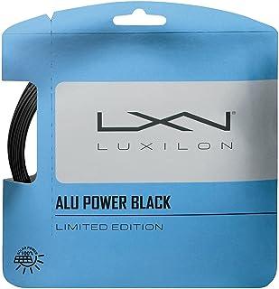 Luxilon Alu Power 125mm/16L Tennis String Black ()