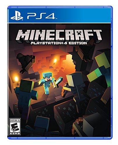 Minecraft PlayStation 4 - 0