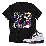 New 23 Unisex T-Shirt Match - Bel-Air Unisex-T-Shirt, V-NeckT-Shirt, Longsleeve, Sweatshirt, Hoodie, Women's T-Shirt, Unisex-Tanktop
