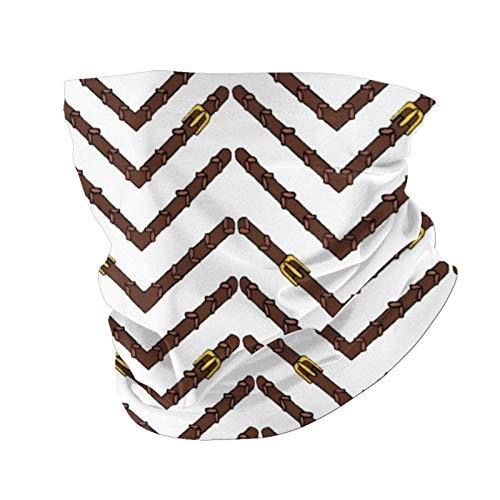 Ccycjasdkfewl Bandanas de cuerda para exteriores, máscaras, protector bucal, pasamontañas, polaina para el cuello, bufanda a prueba de polvo, cubierta facial con bolsillo interior