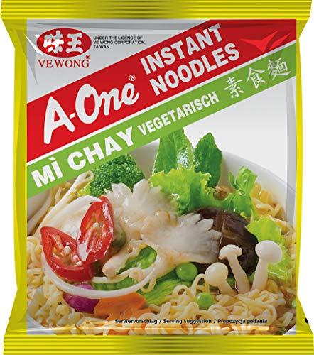 A-ONE Instantnudeln, Vegetarisch, 85 g