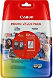 Canon PG-540XL+CL-541XL Cartucho de tinta original BK XL+Tricolor XL...