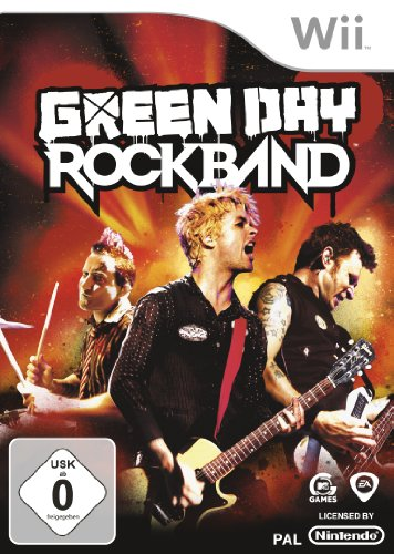 Electronic Arts  Green Day: Rock Band