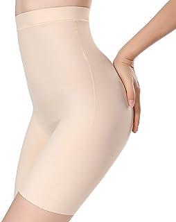 Everbellus Braga Faja Reductora y Moldeadora Body Cintura Abdomen Shapewear Lenceria para Mujer
