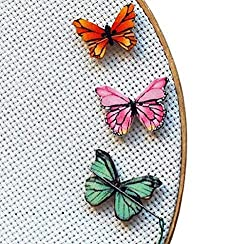 Butterfly Needle Minders