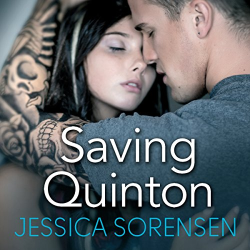 Saving Quinton  By  cover art