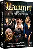 Hammer : Le Coffret de Tous Les cauchemars [Combo Blu-Ray + DVD]