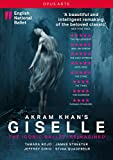 Vincenzo Lamagna: Afram Khan´s Giselle (after A. Adam's Giselle) [DVD]