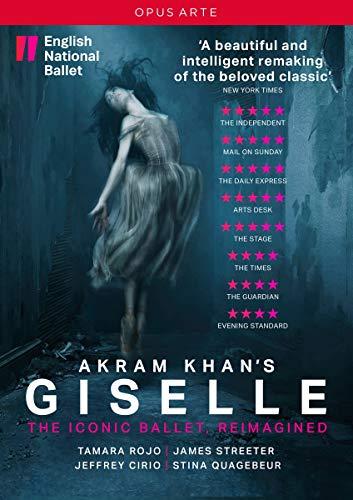 Akram Khan S Giselle