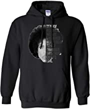 Prince Nelson Dearly Beloved we are Gathered here Today to get Through This Thing Called Life Pullover Hoodie 8 oz.