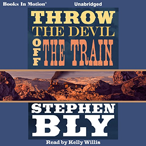 Throw the Devil off the Train audiobook cover art
