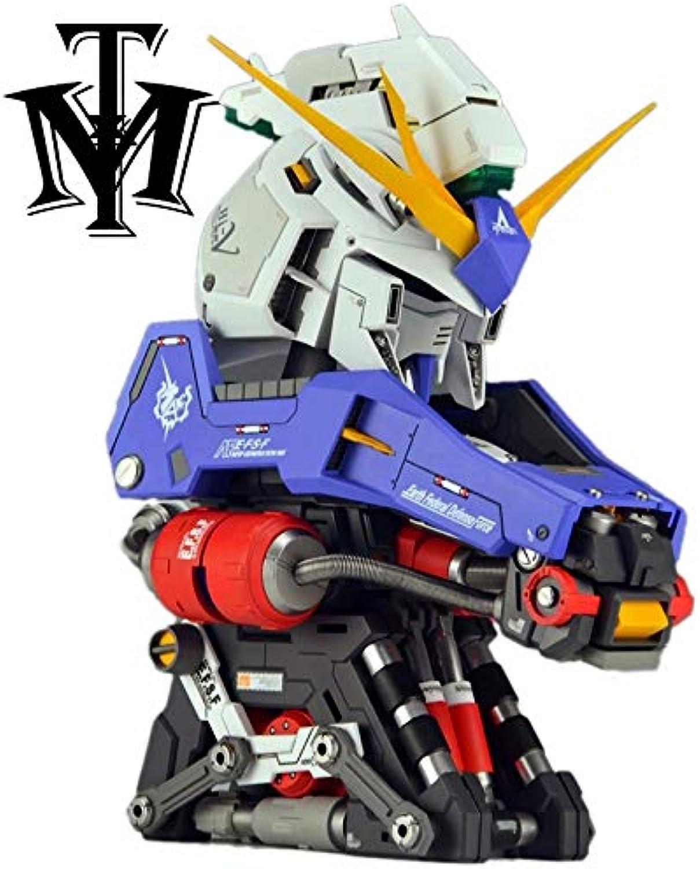 Anime Hobby Crazy Modell montiert Kopf Modell 1 35 RX-93 Hallo-V Nu Gundam Roboter Puzzle Action-Figuren heie Kinder Spielzeug Originalverpackung