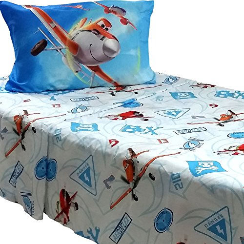 Disney Planes 'On Your Mark' Full Size Sheets Set