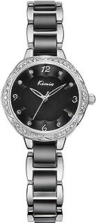 ساعة كيميو رسمية للنساء انالوج بعقارب ستانلس ستيل - KW6016