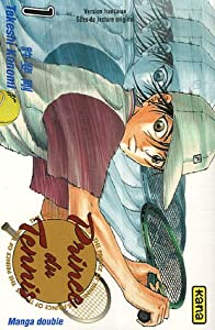 Prince du Tennis Edition double Tome 1