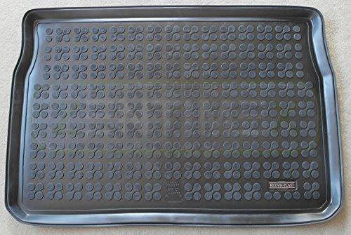 Rezaw Plast Z967176 Kofferraumwanne Kofferraumschale schwarz