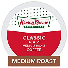 A balanced, easy-to-love blend Bright fruit notes and a clean, sweet finish Medium roast, caffeinated coffee Certified Orthodox Union Kosher (U) Ensure high-quality coffee every time with pods specially designed to work in Keurig coffee makers