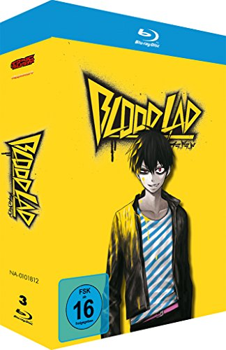 Blood Lad - Vol. 1 - [Blu-ray] + Sammelschuber [Limited Edition]