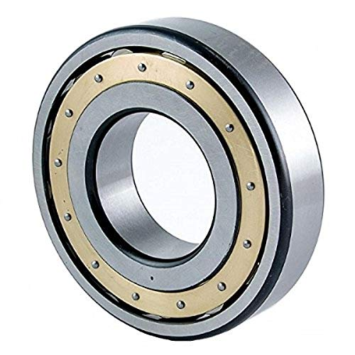 FAG 23068MB-C3 Spherical Roller Bearing, Brass Cage, C3 Clearance, Metric, 340mm ID, 520mm OD, 133mm Width, 1400rpm Maximum Rotational Speed